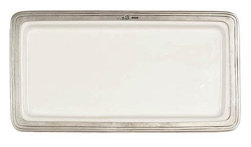 Arte Italica  Tuscan Medium Rectangular Tray $136.00