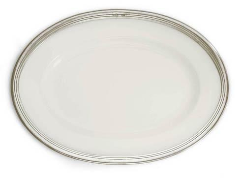 Arte Italica  Tuscan Large Oval Platter $210.00