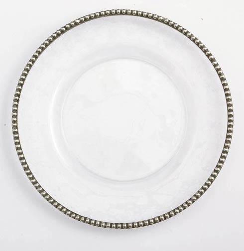 Arte Italica  Pewter Serveware Salad/Dessert Plate $92.00