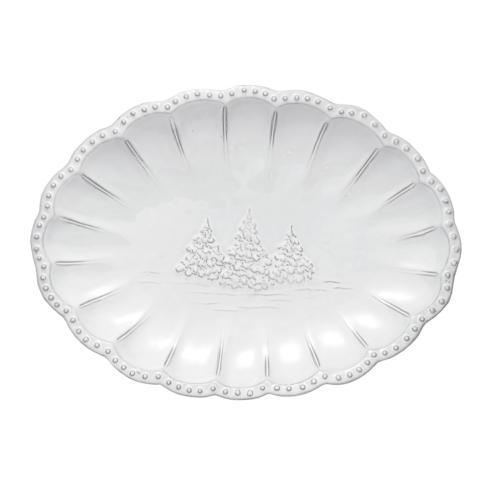 $80.00 Small Oval Platter