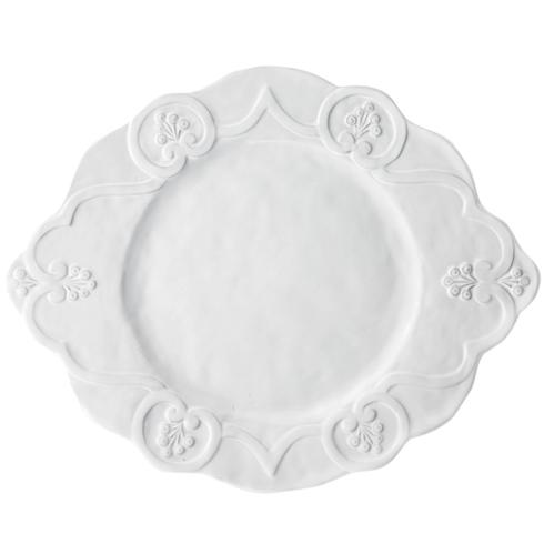$80.00 Scalloped Charger