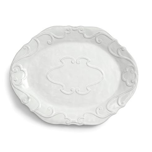 $187.00 Ribbon Oval Platter