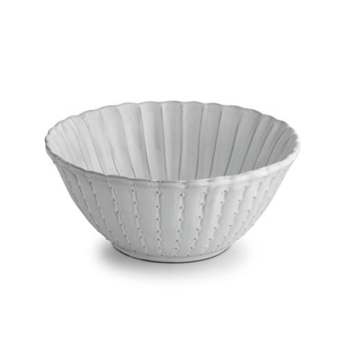 Arte Italica  Bella Bianca Stoneware Small Serving Bowl $79.00