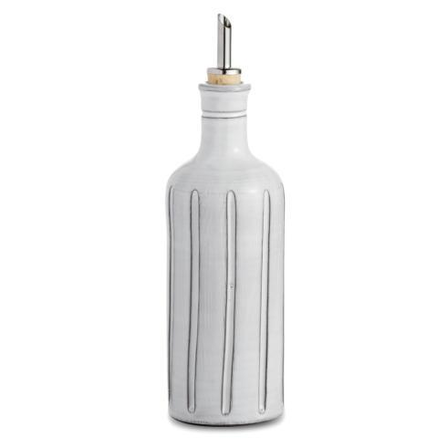 Arte Italica  Bella Bianca Stoneware Tall Oil Bottle $57.00