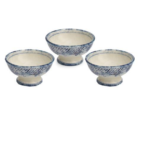 Compote Set of 3