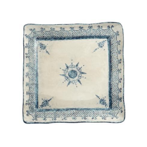 Arte Italica  Burano Large Square Platter $90.00