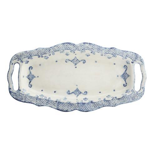 $202.00 Long Tray with Handles