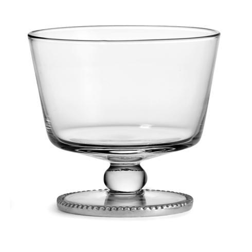 Arte Italica  Eleganza Footed Beaded Compote $75.00