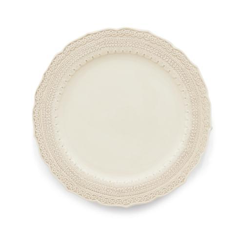 $60.00 Cream Dinner Plate
