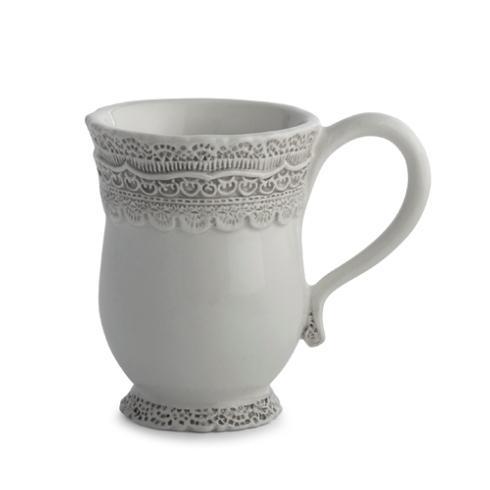 Arte Italica  Finezza Cream Mug $44.00