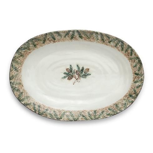$214.00 Large Oval Platter