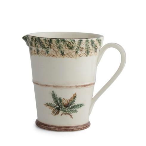 Arte Italica  Foresta Pitcher $162.00