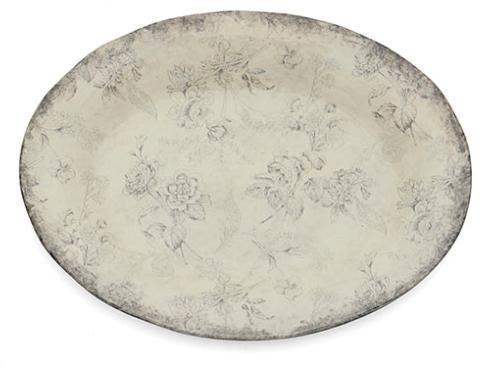 $153.00 Oval Platter