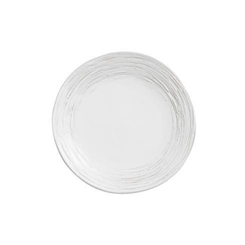 Arte Italica  Graffiata White Salad Plate $38.00