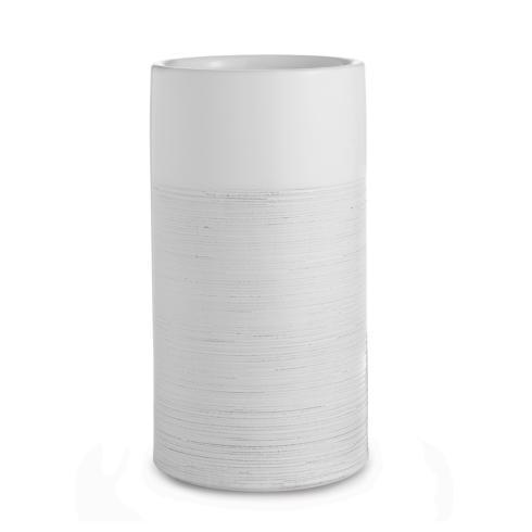 Arte Italica  Graffiata White Tall Vase $262.00