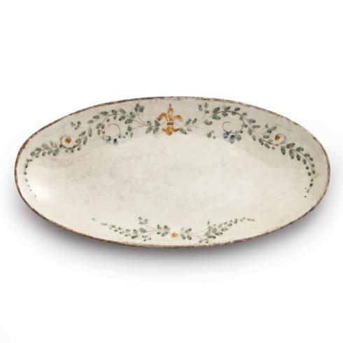Arte Italica  Medici Oval Platter $99.00