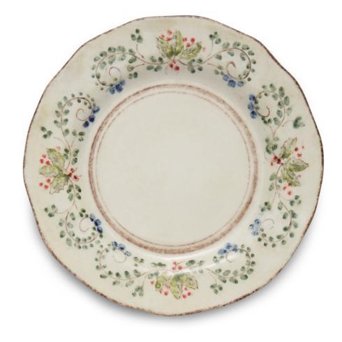 Arte Italica  Medici Festivo Dinner Plate $58.00