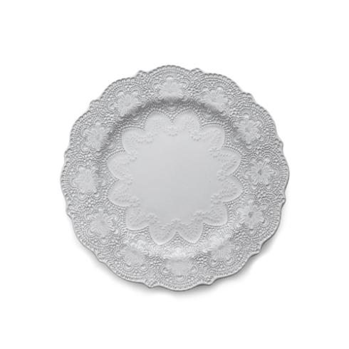 Arte Italica Merletto White Dinner Plate $45.00