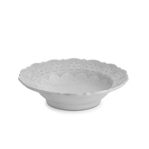 Arte Italica Merletto White Serving Bowl $88.00
