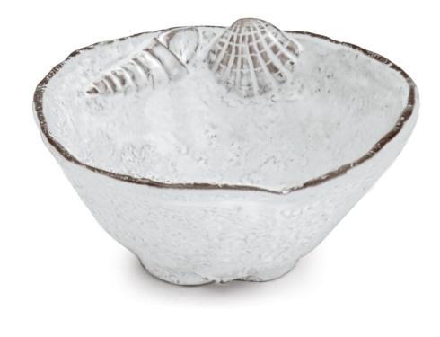 White Cereal Bowl