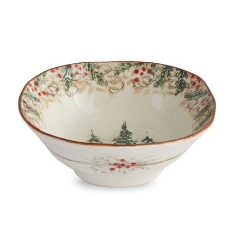 Arte Italica  Natale Natale Pasta/Cereal Bowl $52.00