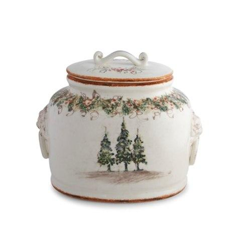 Arte Italica  Natale Canister $230.00