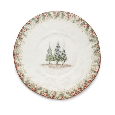 Arte Italica  Natale Round Platter $120.00