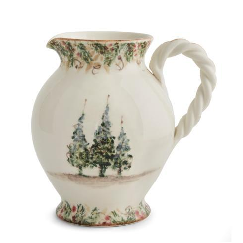 Arte Italica  Natale Large Pitcher $175.50