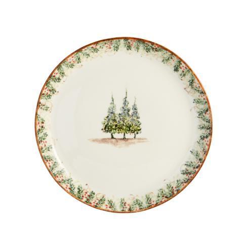 Arte Italica  Natale Round Platter $199.00