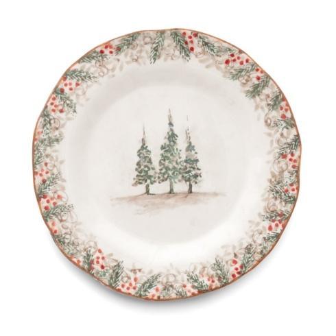 Arte Italica  Natale Natale Dinner Plate $62.00