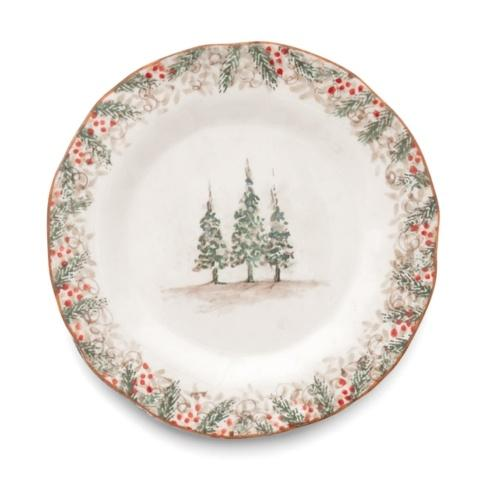 58 Natale Dinner Plate