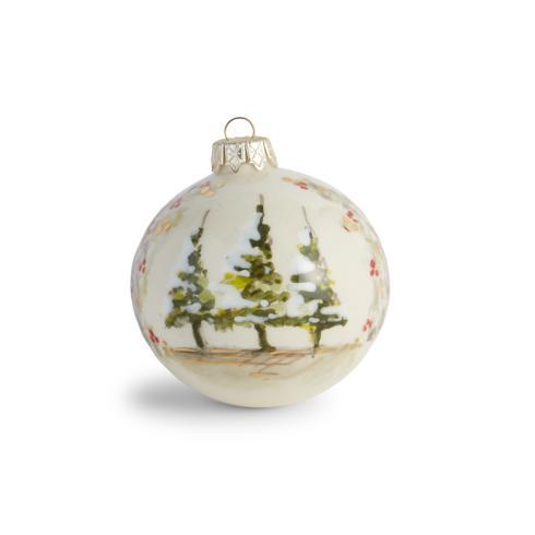 Arte Italica  Holiday Ornaments Natale, Trees $45.00