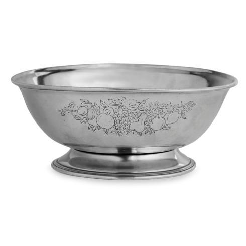 $462.00 Footed Fruit Bowl