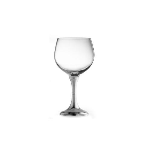 $100.00 Red Wine Glass