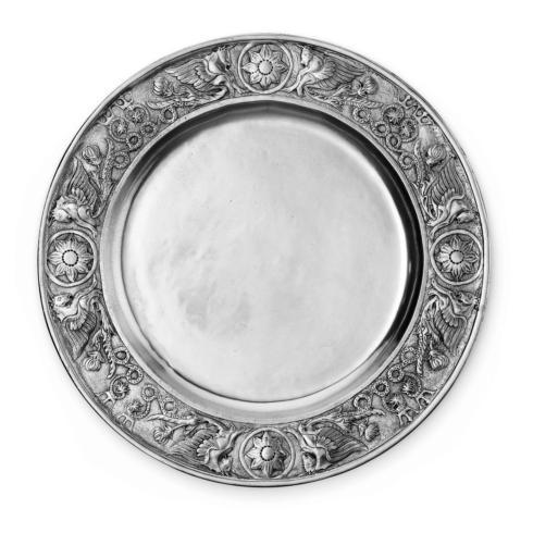 $808.00 Large Medieval Platter