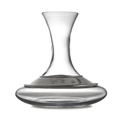 Arte Italica  Taverna Belly Decanter $210.00