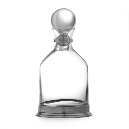 $235.00 Large Round Decanter