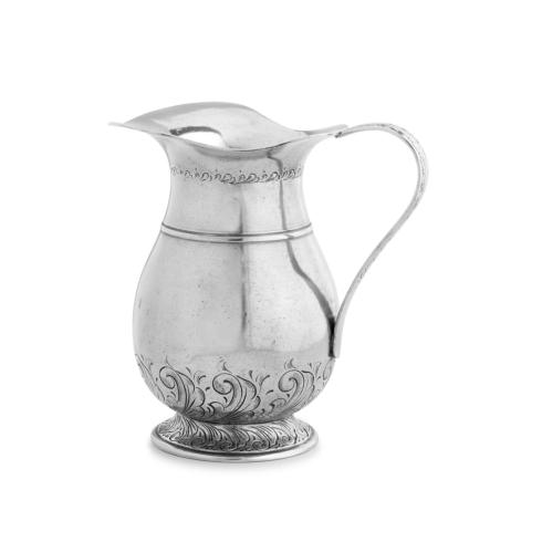 $494.00 Tall Fluted Pitcher