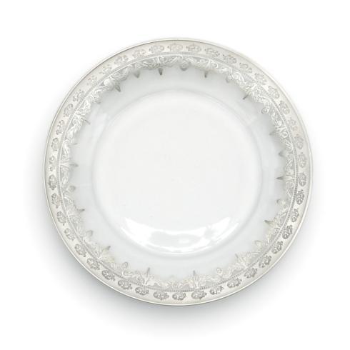 Silver Salad/Dessert Plate