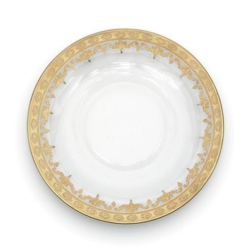 Arte Italica  Vetro Gold Dinner Plate $112.50