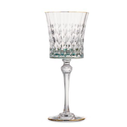 Arte Italica  Serena Green Water Glass $84.00