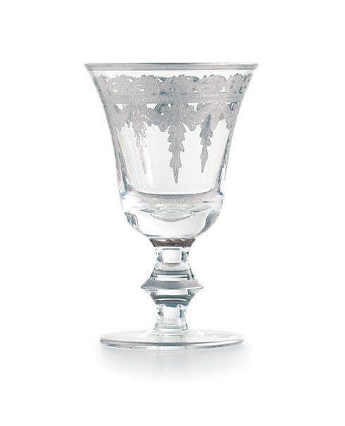 Arte Italica  Vetro Silver Wine Glass $94.50