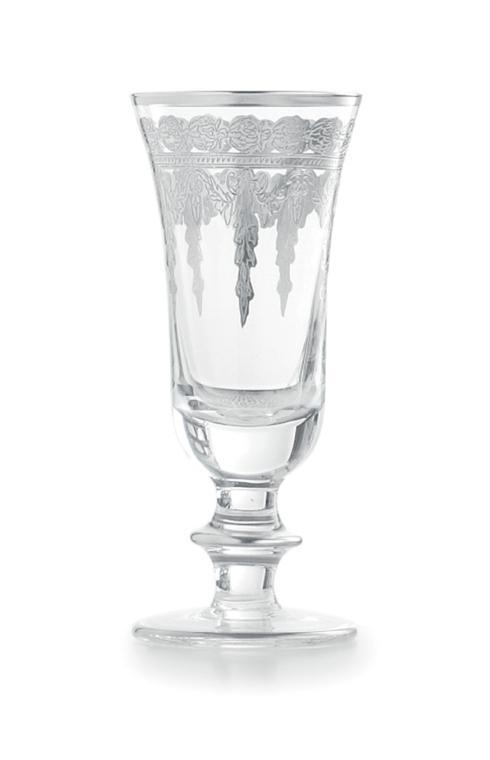 Arte Italica  Vetro Silver Flute Glass $94.50