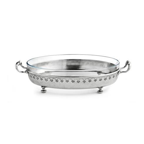 $473.00 Baking Dish with Stand