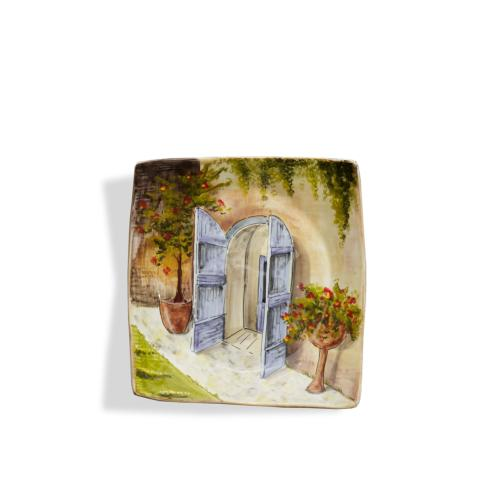 $84.00 2 Blue Doors Wall Plate