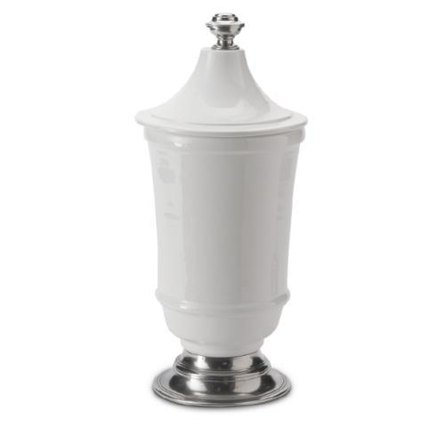 $284.00 Large Footed Canister