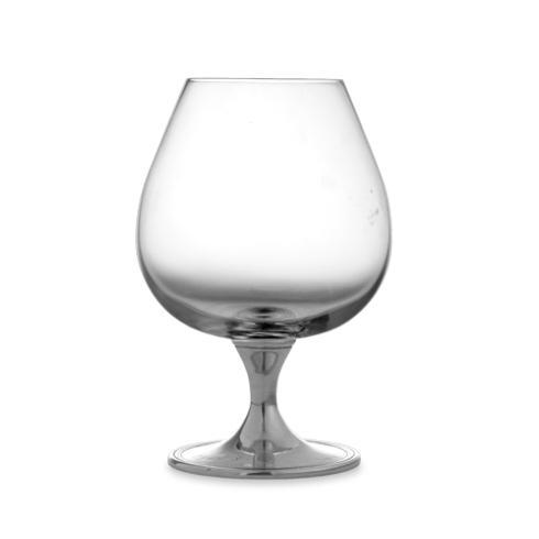 $103.00 Brandy Glass