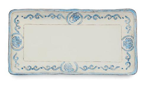 Arte Italica  Venezia Rectangular Platter $196.00