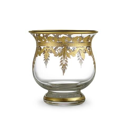 $118.00 Gold Votive Candleholder