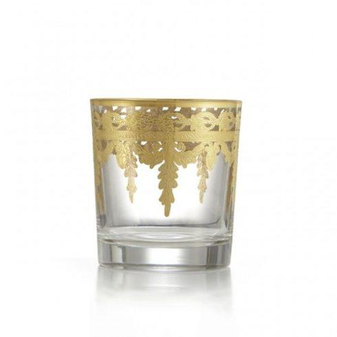 $86.00 Gold DOF Glass